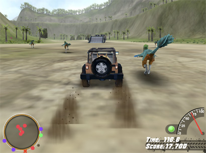 Velociraptor Off Road Safari